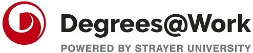Degrees@Work Logo